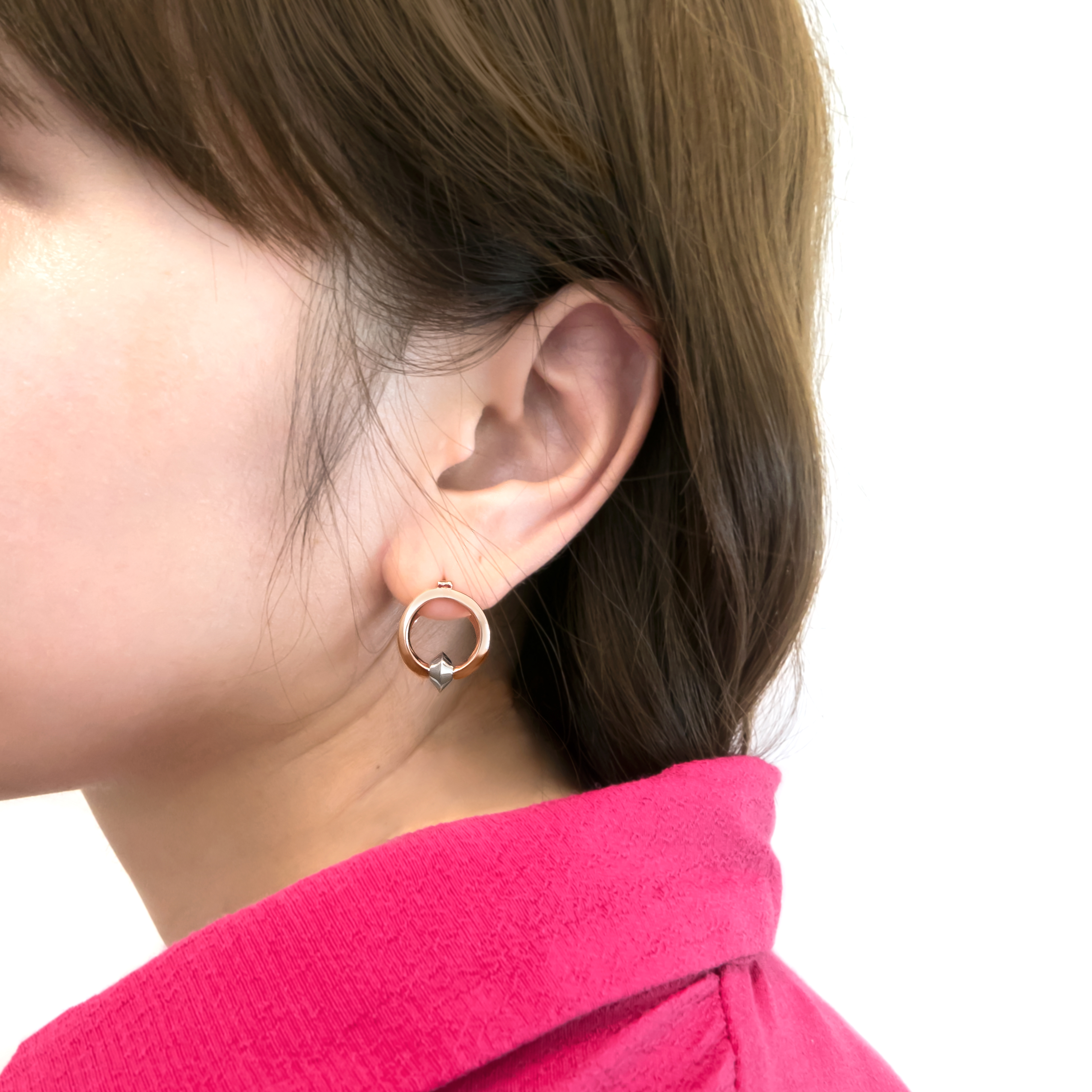 Small Orbital Earrings